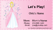 Play Date Card (Girl)